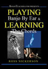 learn banjo chords with DVD